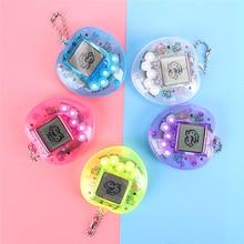 Горячее предложение! Распродажа! Случайный цвет chengke Toys электронные питомцы игрушки 90S ностальгические 49 домашних животных в одном Виртуальная кибер игрушка забавный питомец подарок Играть Игрушка