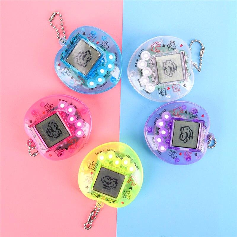 Хит! Случайные цвета Chengke Toys электронные питомцы игрушки 90S ностальгические 49 домашних животных в одном Виртуальная кибер игрушка забавный подарок для домашних животных|Интерактивные игрушки животные|   | АлиЭкспресс - Небанальные детские игрушки