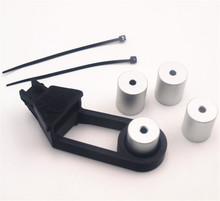 Funssor imprimante 3d CR 10/ cr10S, entretoise solide, avec axe y, reconstruction de fils en aluminium CR 10, support de soulagement des tensions