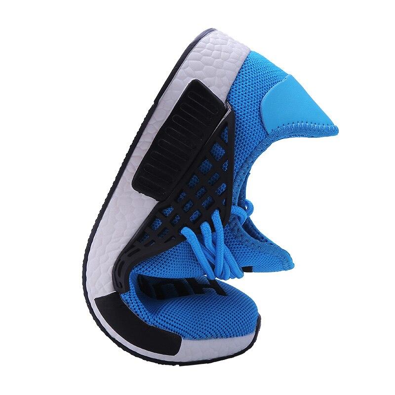 De Transpirable Hombre Lace on Adulto red gold Malla Entrenador Suave 2018 Que blue Agita up Slip white Zapatillas Verano Masculino Calzado Zapatos Tenis Black PP0rwq