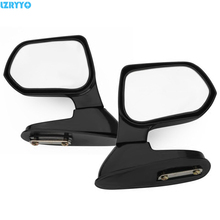 1Pcs Car Side Mirror Blind Spot Mirror Auto Rear View Adjustable Wide Angle Auxi