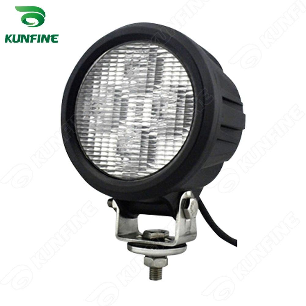 4.7 inch 40W LED Work Light 12V~30V DC LED Driving Offroad Light For Boat Truck Trailer SUV ATV LED Fog Light Waterproof