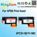Para HP88 C9381A C9382A Cabeçote para HPK550 K5400 K8600 L7480 L7550 L7580 L7590 L7650 L7680 L7710 L7000 L7750