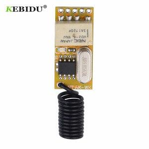 Image 3 - Kebidu 3.5 12V MINI รีเลย์ไร้สายสวิทช์รีโมทคอนโทรล LED หลอดไฟ Micro เครื่องส่งสัญญาณสำหรับไฟ windows