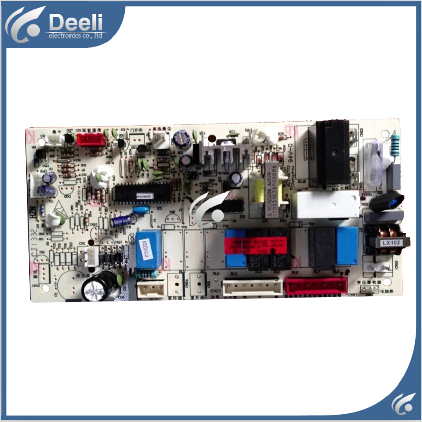 95% new good working for Haier Air conditioning computer board KFRD-46LW/DF KFRD-50LW/Z5 0010403513 circuit board 95% new for haier refrigerator computer board circuit board 0064000385 driver board good working set