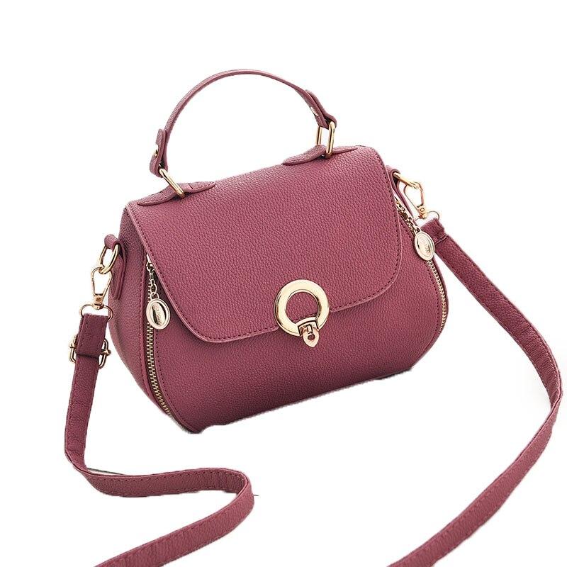 ETONTECK 2019 Women Messenger Bag Women PU Leather Handbags Shoulder Crossbody Handbag Women Bags Bolsos Mujer Bolsas Feminina shoulder bag
