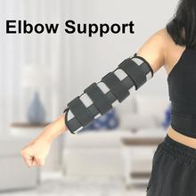Elbow Brace Splint Arm Elbow Immobilizer for Cubital Tunnel Ulnar Nerve Brace Fracture Stabilizer Injuries hkjd thoracolumbar orthosis fixation brace thoracic spine compression fracture brace bracket after surgery