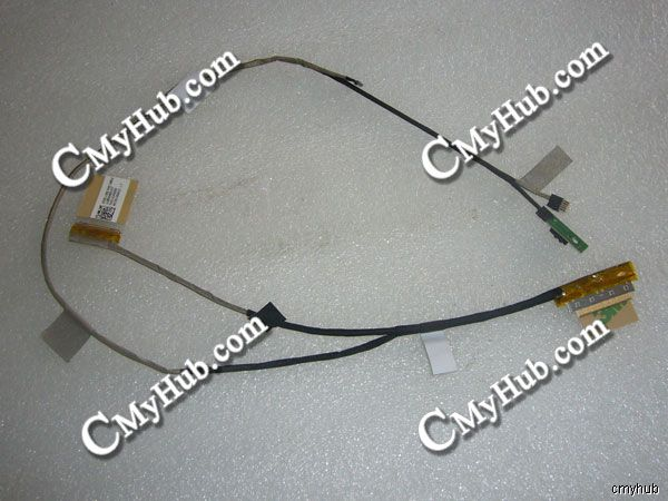 1422-01mj000 Carefully Selected Materials Computer & Office Open-Minded New Genuine 30pin Led Lcd Screen Lvds Video Cable For Asus S300 S300c S400 S400c S400ca S400e Laptop P/n