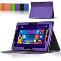 Stylus + protetor de tela + Luxo Tampa Do Caso para Teclast X16 Plus/X16HD 3G 10.6 polegada Casos De Couro de Alta Qualidade acessórios