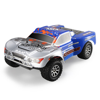 Wltoys A969-B 2.4G 4CH 4WD Shaft Drive RC Truck High Speed Stunt Racing Car Remote Control Super Power Off-Road Vehicle VS A959