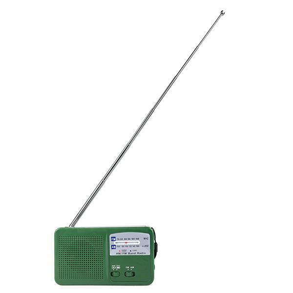 1 pc Dynamo Generator FM AM Radio (9)