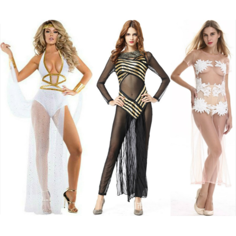 Detail Feedback Questions about Anime Cosplay for Star Wars in Halloween  Carnival Party Vestidos Costumes Adult Women Sexy Lingerie Princess Leia  Slave Deep ... ec2373490