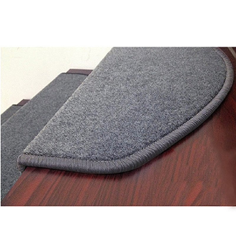 1pc Doormat Stair Treads Floor Mats Non Slip Staircase Pads Carpets  Thickening Mat Rugs For Stairs Step Self Adhesive Floor Mat In Mat From  Home U0026 Garden On ...
