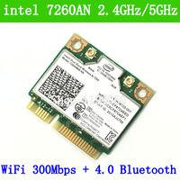 Dual Band Wireless N 7260 HMWAN X Intel 7260 7260HMW Wi Fi Bluetooth 4 0 2