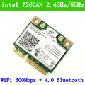 Dual Band Wireless N 7260 HMWAN X Intel 7260 7260HMW wi-fi Bluetooth 4.0 2.4 Г/5 Г Двойной Частоты AN-7260 Intel 7260AN