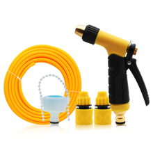 10m Selling Portable Magic Garden Watering System Flexible Hose PVC High Pressure Weapon Plant Weapo