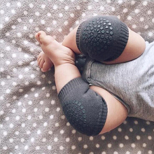 Baby Anti Slip Knee Pads Baby Crawling Elbow Pad