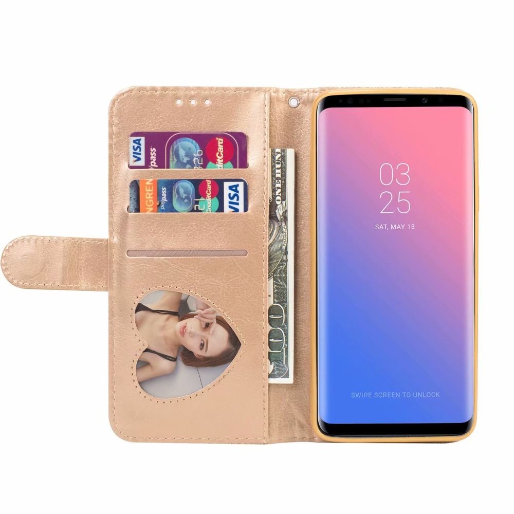 HTB1bdcTaIfrK1Rjy1Xdq6yemFXan Wallet PU Leather Case For Samsung Galaxy S11 S10 E S9 S8 Plus S6 S7 Edge Note 10 Pro 8 9 Glitter Silicone Card Slot Flip Cover