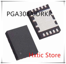 NEW 10PCS/LOT PGA308AIDRKR PGA308AIDRKT PGA308 MARKING P30B VSON10