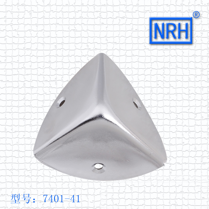 Luggage Hardware Angle Wooden Box Angle Furniture  Equipment Three Corner Angle  90 Degrees Right Angled Connector