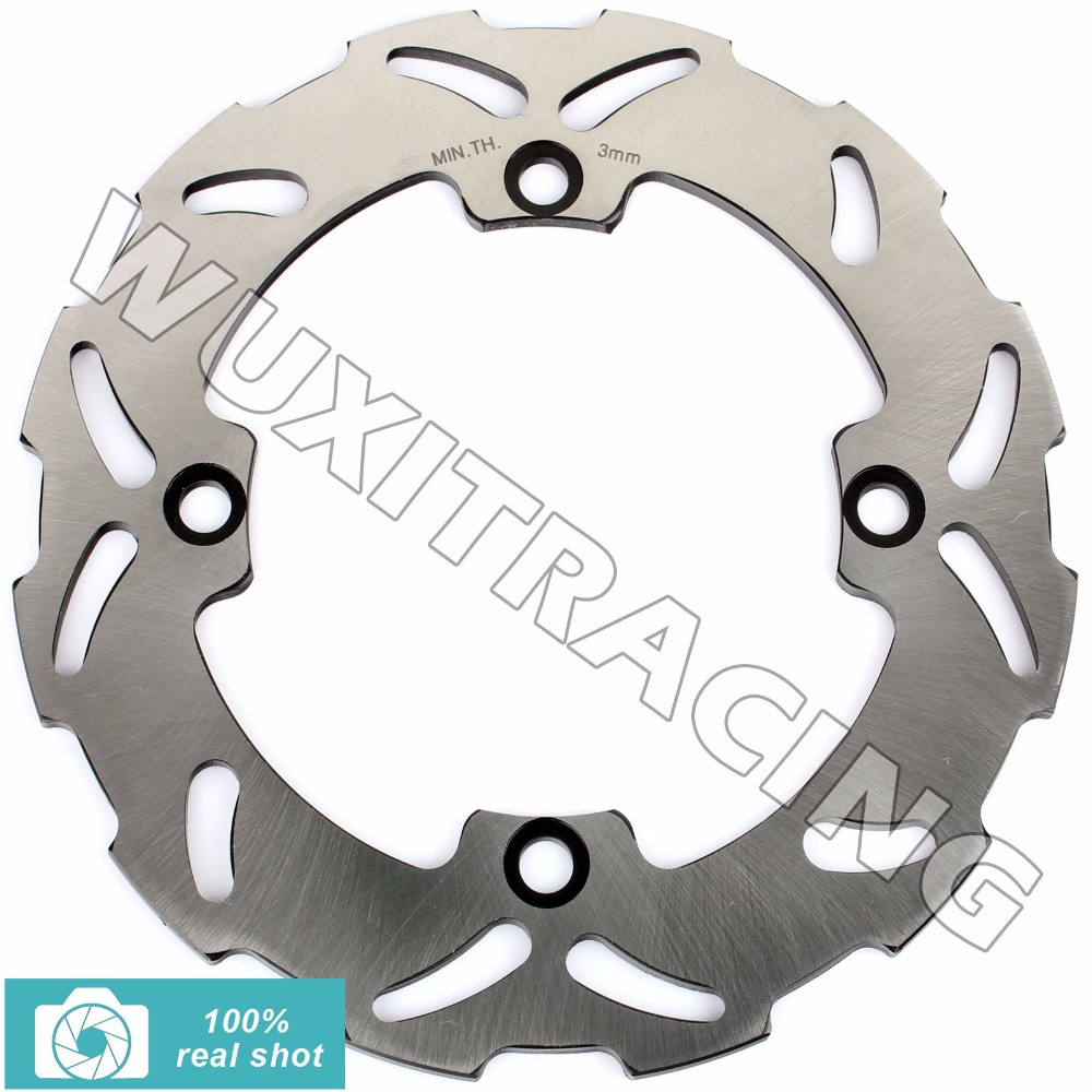 88 89 90 1991 1992 1993 1994 1995 1996 1997 1998 1999 2000 2001 Rear Brake Disc Rotor for HONDA CR R- CR E 125 250 500 AX-1 250 rear brake disc rotor for 600 ducati monster city dark ss supersport 1991 1992 1993 1994 1995 1996 1997 620 monster 2005 2006