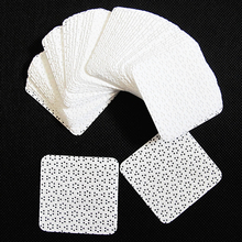 2019 Newest and Best lint-free wipes 1800 pcs/lot quincuncial nail gel wipe cleanser pads nail art tool Top Quality