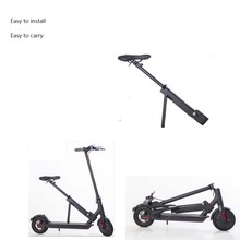 XIAOMI M365 font b electric b font scooter seat folding font b electric b font scooter