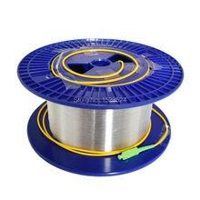 Оптоволоконный OTDR launch Cable одномодовый 9/125um 1 км LC/FC/SC/ST APC/UPC разъем доступен