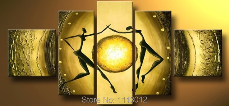 Black And Gold Wall Art compare prices on black gold wall art- online shopping/buy low