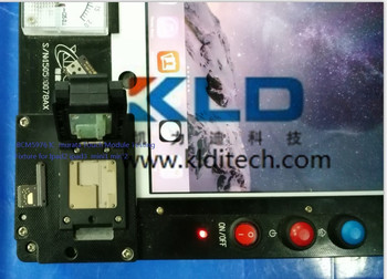 BCM5976 IC murata Touch Module Testing Fixture for Ipad 2 ipad 3 mini 1 mini 2 , iphone repair tools