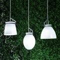 Современные светодиодные подвесные светильники для кухни и бара  Подвесная лампа  стекло для гостиной  спальни  освещение для дома  приспос...