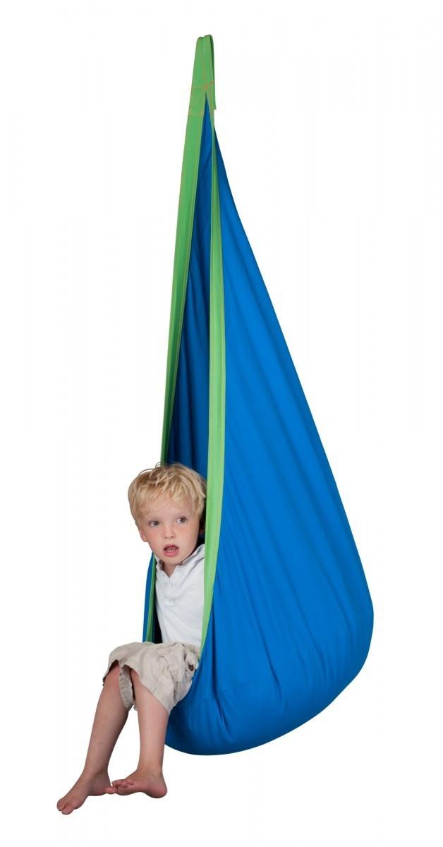 2015 Hot Blue Baby Swing Children Hammock Kids Swing Chair ...