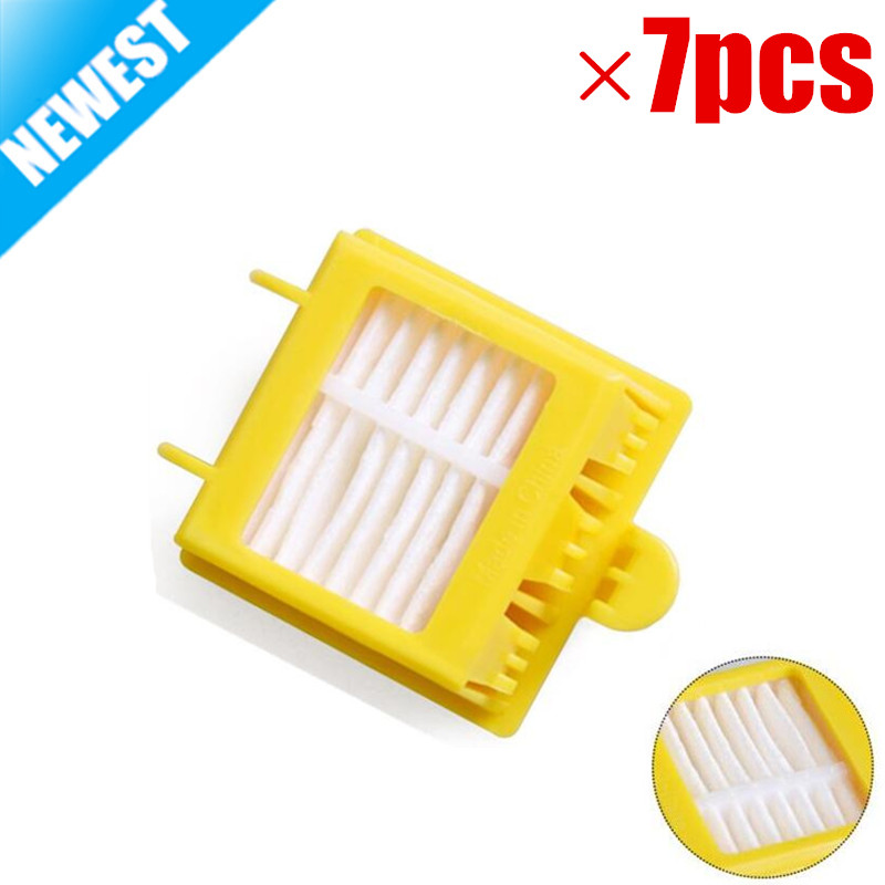 7pcs Hepa Filter Clean Replacement Tool Kit Fit for iRobot Roomba 700 Series 760 770 780 790