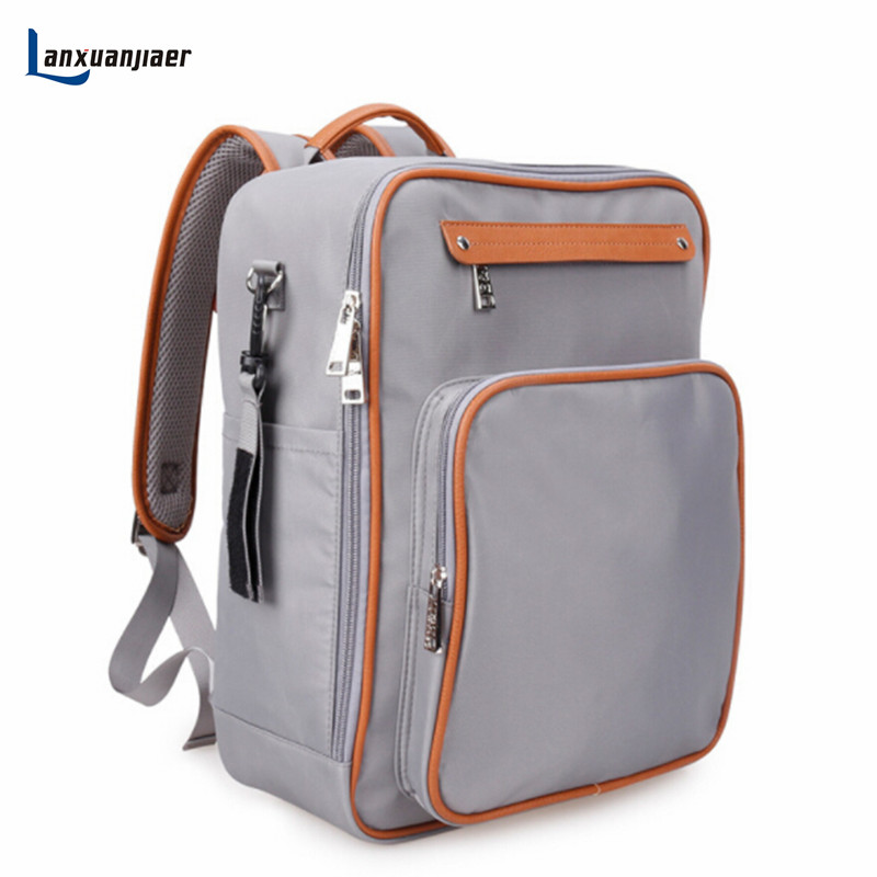 Mummy Backpack Maternity Nappy Bag Brand new Fashion Large Capacity Baby diaper Bag Travel handle Nursing Bag for Baby Care