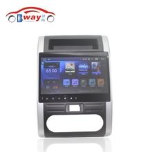"""Bway 10.2 """"radio samochodowe stereo dla NISSAN X-TRAIL 6.0.1 MX6 2008-2013 Quadcore Android samochód dvd player z GPS, 1G RAM, 16G iNand"""