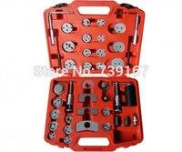 Universal 40Pieces Disc Brake Caliper Wind Back Piston Compressor Tool Kit ST0149