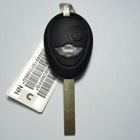 Excellent 1 Button Remote Key For Mini 433MHZ With 73 Chip Inside Free Shipping