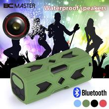 Portable Wireless Bluetooth Speaker Portable Audio Amplifier with Mobile Power Near Field Communication Party 2.4GHZ Stereo