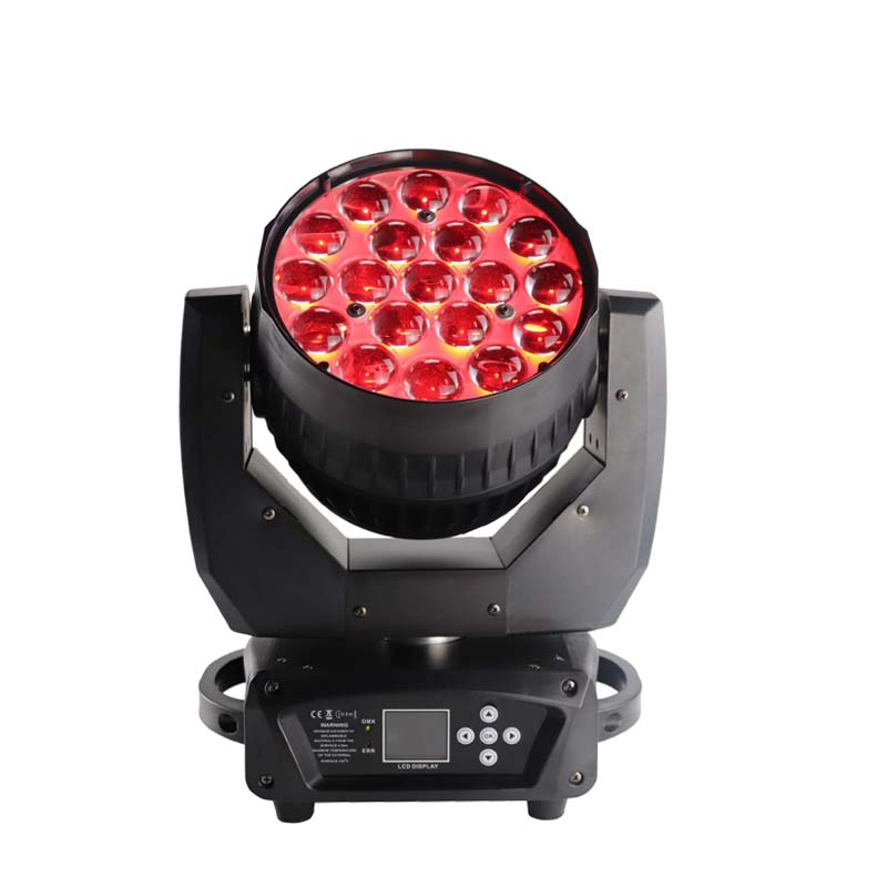 china factory MAC AURA zoom 19*15W moving head led profession