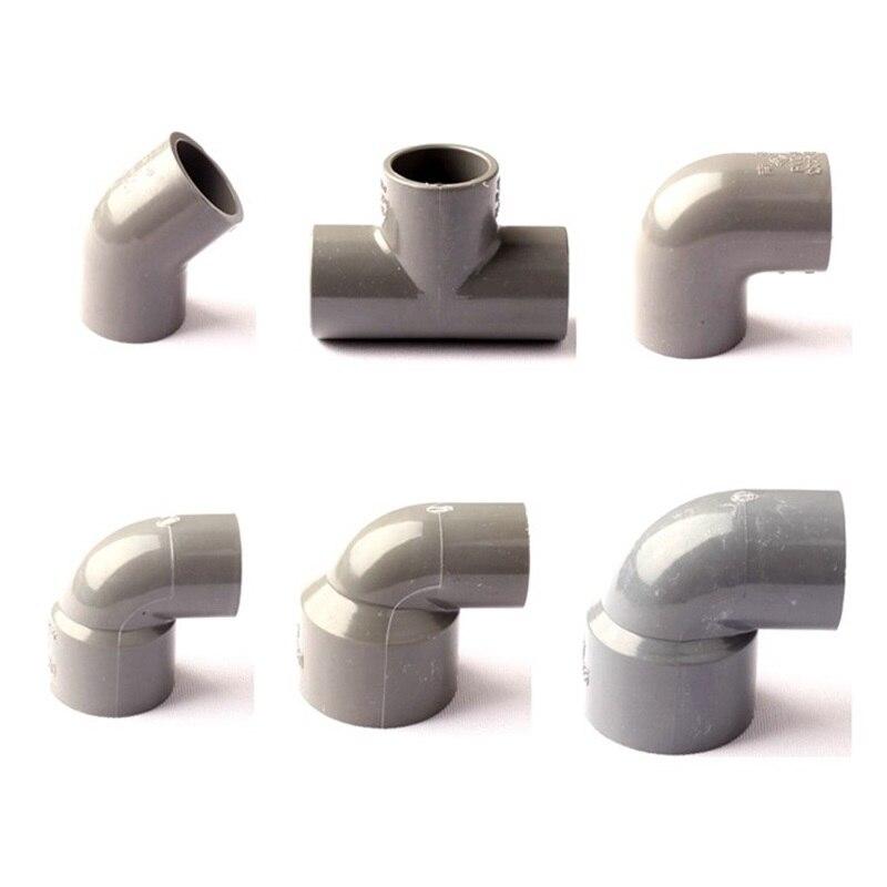 TOPINCN Water Pipe Diverter Water Pipe Adapter Plastic Garden Y Shape Tap Hose Valve Splitter 2 Way Quick Connector 8-12mm