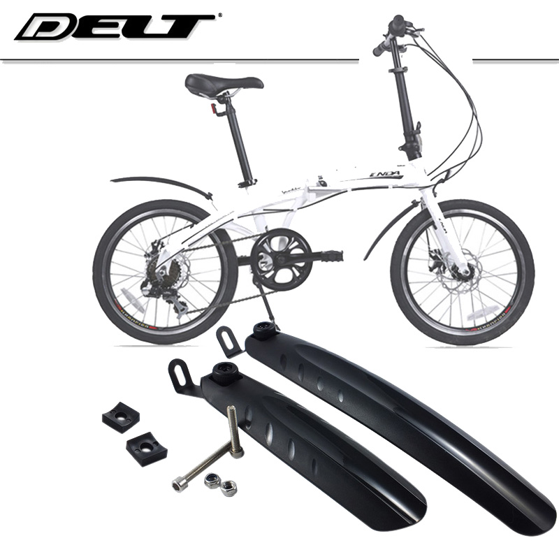 Road Bicycle Bike Fenders & Mudguard For 18/20 inch Folding 280MM / - Cycling