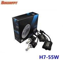 2PCS Car styling P6 H7 LED Canbus 110W 10400Lm LED Car Bulb Auto Lamp Headlight Fog Light Conversion Kit 3000K 4000K 5000K 6000K