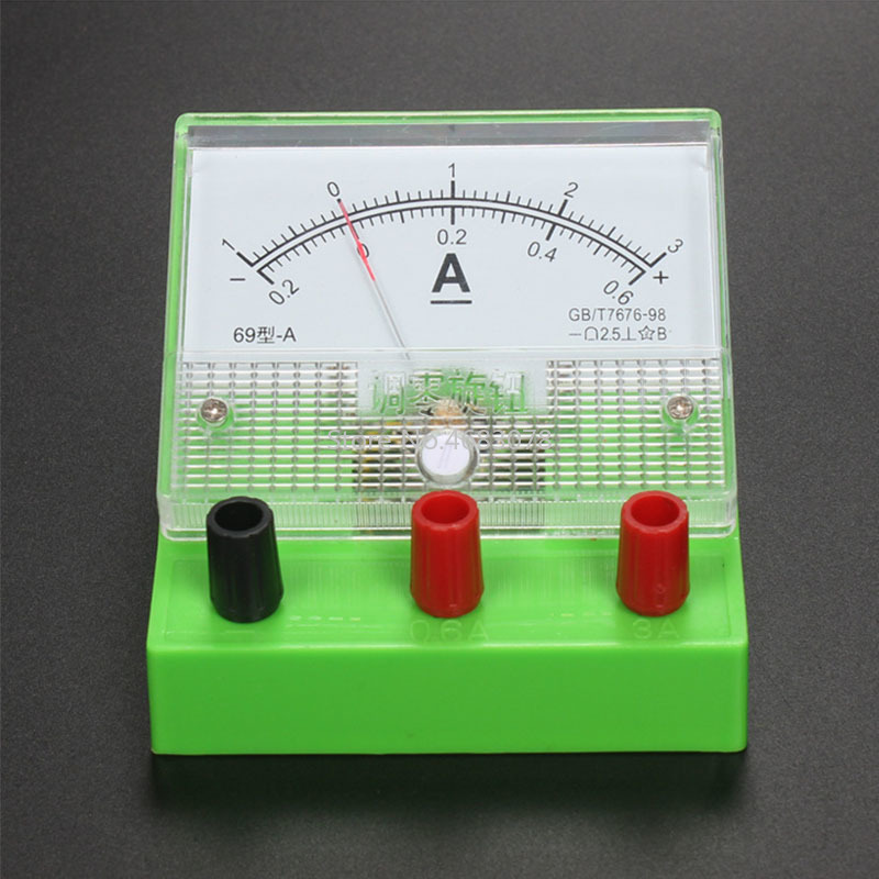 DC Voltmeter Level 2.5 Physical And Electrical Experiments Instruments Instruments Teaching Instruments DC Voltmeter