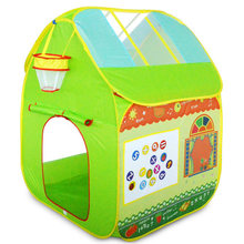 Child tent With basketball box baby play house plastic toy tent princess real 1 – 3 years old outdoor fun sports children house