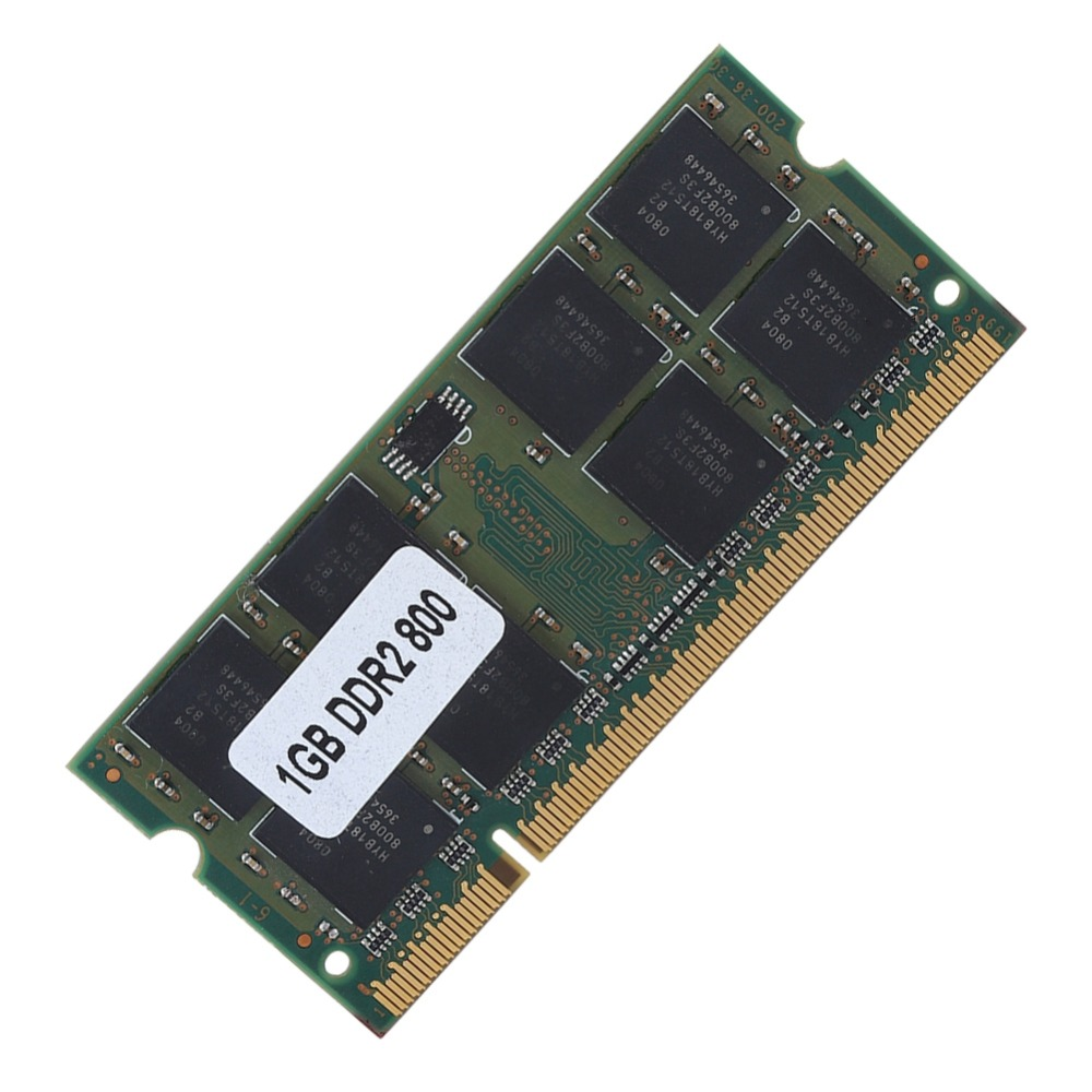 1 Gb Ddr2 800 Mhz 200pin Für Laptop Motherboard Gewidmet Speicher Ram Voll Kompatibel