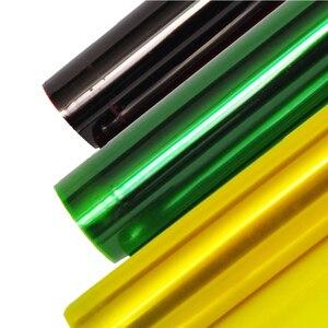 Image 3 - Meking מקצועי 40*50cm צבע ג ל מסנן נייר לסטודיו פלאש Redhead זרקור