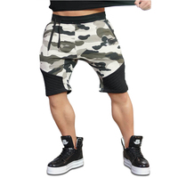 2017 New Gyms Body Engineers Brand Camouflage Cotton Shorts Men S Fitness Bermuda Trainings Men S