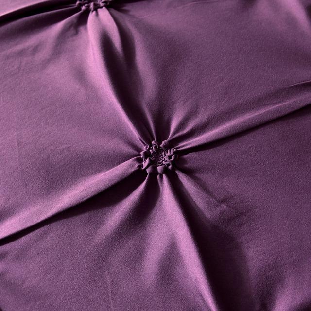Luxury Pinch Pleat Bedding Set