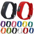 2016 HOT SALE fashion Smart Watch Sport Silicone Wrist Band Strap Bracelet Buckle For Garmin Vivofit 3  nice