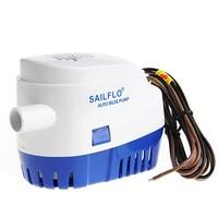 Car DC12V 24V Bilge Pump 600GPH Automatic Submersible Boat Bilge Pumps For Boats Automatic Water Pump